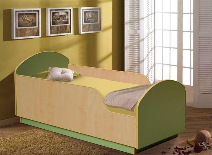 Детские кровати  по низким м фото