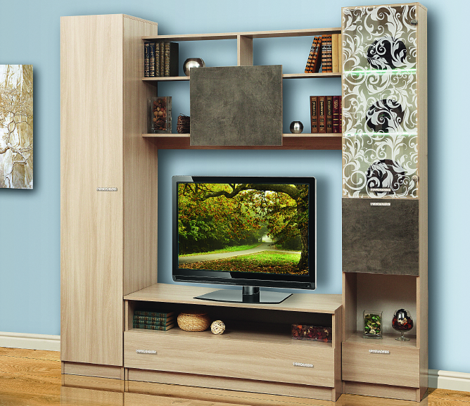 гостиная магна 2 ясень интернет магазин доступная мебель